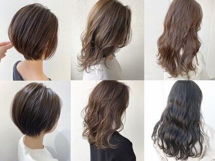 トリート 浦安店(TREAT HAIR DESIGN)の写真