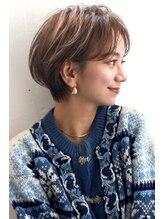 リノ バイ ユーレルム 吉祥寺(Lino by U REALM)【Lino 林】小顔 ひし形ハンサムショート☆