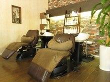 マーブルヘアラボ(marble Hair Lab.)の雰囲気(お客様の髪の状態に合ったシャンプーを選んでお使い致します♪)