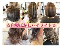 ドゥーアンジヘアー(dou-Ange hair)