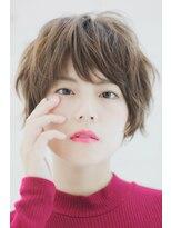 リル ヘアーデザイン(Rire hair design)【Rire-リル銀座-】くせ毛風☆エレガントショート☆