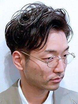 ブリランチン イワタ(Brilliantine Iwata)の写真/メンズマイスターによるハイセンスな技術で「デキる男」を演出。清潔感のある好印象なスタイルへ★