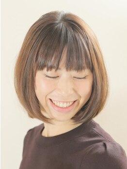 美容室 ジャム(JAM)の写真/諦めていた明るい白髪染めも理想の色味に☆薬剤にもこだわり、ダメージレスで自然な仕上がりに感動!