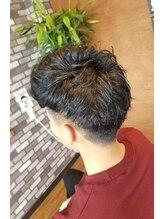 髪切屋 寿くせパスタイル