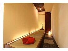 ヘアーサロン ウェン(hair salon WEN)の雰囲気(お客様の待合室です。ゆっくりとできます。)
