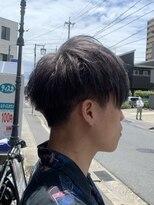 セブン ヘア ワークス(Seven Hair Works)[カラーブリーチ]シルバーカラー