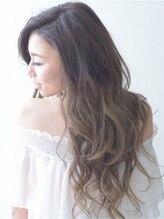 ヘアアンドメイク サファイア(Hair and Make SAPPHIRE)☆無人島の姫☆マーメイドマリンカラー(*^^)v