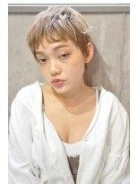 <reine>sakamoto high tone short style