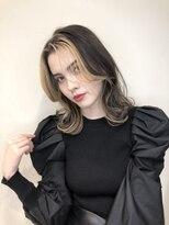 トルネード(TORNADO)外国人風韓国風フェイスフレーミング タンバルモリ ヨシンモリ