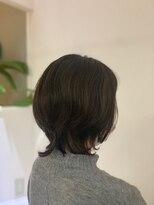 ラヴィールアーム(Ravir ame)くせ毛を生かしたショート