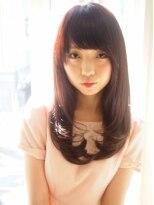 ヘアーブランド リンク 三宮店(HAIR BRAND Link)ドーリーローズ×ピンクブラウン