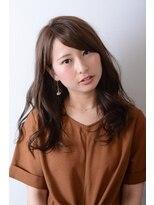 ラ リュエル 町の小さな美容室(La Ruelle.)ナチュ× ふわ♪セミディ2~shiori~