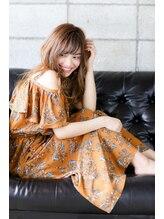 リノ ヘア 横浜西口店(RINO Hair)ナチュラル艶カラー&カット&トリートメントコース6300円