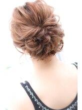 ヘアーデザイン レガルスィー(Hair Design Legarsi)【Legarsi★大人ルーズアップ】