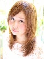 ヘアーデザイン リント(hair design Rinto)-5歳若く見えて&小顔効果の人気の上品ナチュラルヘアスタイル