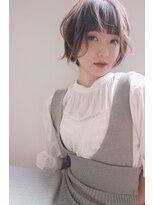 シキオ ヘアデザイン(SHIKIO HAIR DESIGN FUK)透明感short