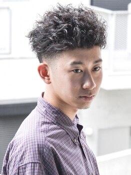 クーヘアーシエル(coo hair ciel)の写真/【栄・矢場町】カジュアル/フォーマルどちらもハイセンスな仕上がり◇幅広い年齢層の男性から支持あり◎
