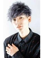 リップスヘアー 梅田アネックス(LIPPS hair)リーゼントマッシュ【サイドパート】