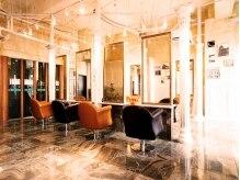 オーブ ヘアー シュシュ 福岡2号店(AUBE hair chouchou)の雰囲気(こだわり抜かれた上質空間。長時間の施術も寛いで過ごせます。)