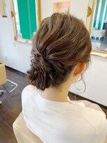 アンテナ 安城店(ANTENA)hair arrange