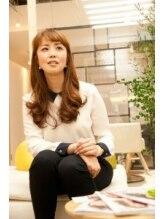 ハナサカヤヘアーサロン(hanasakaya hair salon)KAORI