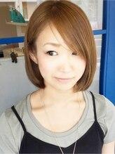 エアリーアート(airly hair art)[airly]☆中広大橋☆秋冬&ボブ