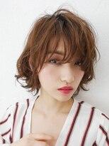 ヘアアンドメイク アース 入間店(HAIR&MAKE EARTH)マッシュベースボブ