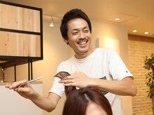 サインヘアー(sign hair)の雰囲気(コンテスト受賞歴多数☆スゴ腕オーナーにお任せ♪)