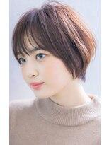 リル ヘアーデザイン(Rire hair design)【Rire-リル銀座-】☆小顔耳かけショート☆