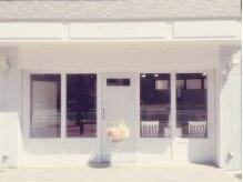 ヘアリゾート ブーケ(hair+resort bouquet)の雰囲気(路面店なのでわかりやすい!西池袋通り沿い、駅から3分…)