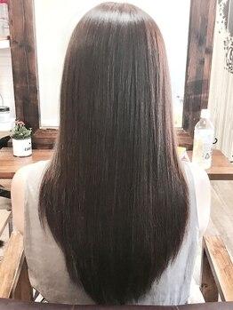 ガーデン(GARDEN)の写真/〔厳選トリートメントご用意あり◎〕あなたのお悩みを解消し、ハリ・コシ・潤いのある髪に導きます♪