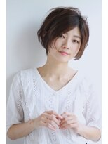 ディオ 麻布鳥居坂店(Dio)【Dio Azabu Toriizaka】大人可愛い小顔丸みショート
