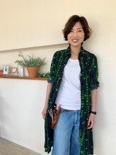 ヘアーサロン マム 土浦店(Mom)吉島 裕子