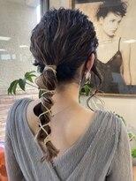 コレットヘア(Colette hair)◎結婚式お呼ばれセット◎