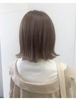 【ALIVE吉祥寺】ショコラグレージュ シースルーカラー