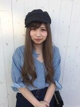ヘアルーム キキョウ(hair room Kikyo)shiori ☆
