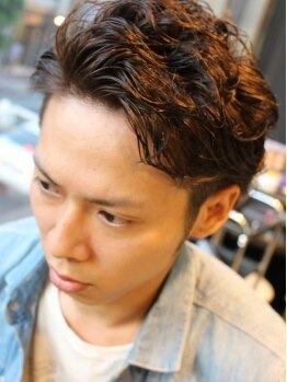 アパッシュ(APACHE)の写真/髪質、毛流、骨格、を考え、数週間先まで計算したカット。伸びてもスタイリングしやすい髪に…