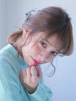 オジコ(ojiko)☆月曜日営業☆ojiko.ナチュラル可愛いボブアレンジ