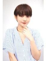ヘアーメイク リアン 新田辺店(Hair Make REAN)◆REAN 京田辺/新田辺◆耳かけベリーショート