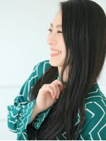 ガレット なんばウォーク(GALETTE)大人女性◆黒髪ロング