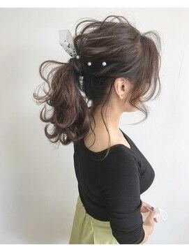 自分で作る結婚式の髪型7つ|結婚式の髪型のマナー
