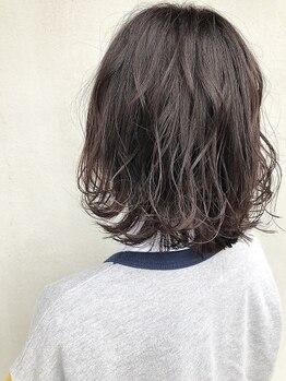 ニコット(nicott)の写真/憧れで終わっていたスタイルをnicottで実現☆持ち前の髪質を生かす絶妙なカットで自宅でのセットも簡単に♪