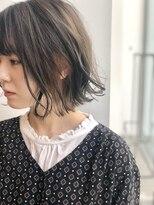スティル(STILL un label)【STILL un label 】春スタイル☆インナーカラーボブ