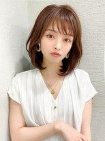 LallYou 錦糸町【井上】ローライトで作る愛され小顔スリークボブ