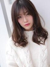 アグ ヘアー フォンテ 大泉学園店(Agu hair fonte)きれいめカジュアル″ほつれロング″