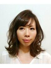リズ ヘア メイク 香里園駅前店(Liz hair make)外ハネとうちまきのミックスで欲張りなゆるふわスタイル