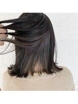 ヘアーサロン リアン 熊谷2号店(hair salon Rien)インナーカラーシルバー