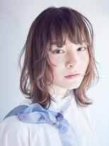 ヘアリゾート ブーケ(hair+resort bouquet)☆コンテスト入賞☆ニュアンスネオウルフ