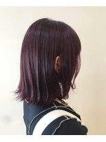 サラ ニジュウイチ ビューティーサイト(SARA21 Beauty Sight)ブリーチなしピンクカラー