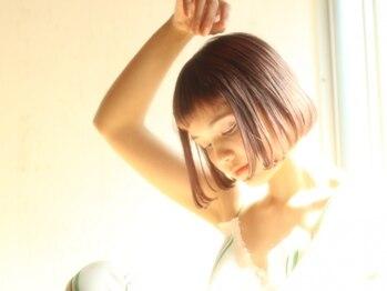 キース ヘアアンドメイク(kith. hair&make)の写真/ノンジアミンで頭皮に優しく美髪へ。kith.のiNOAオイルカラーで大人の艶感【恵比寿/髪質改善】